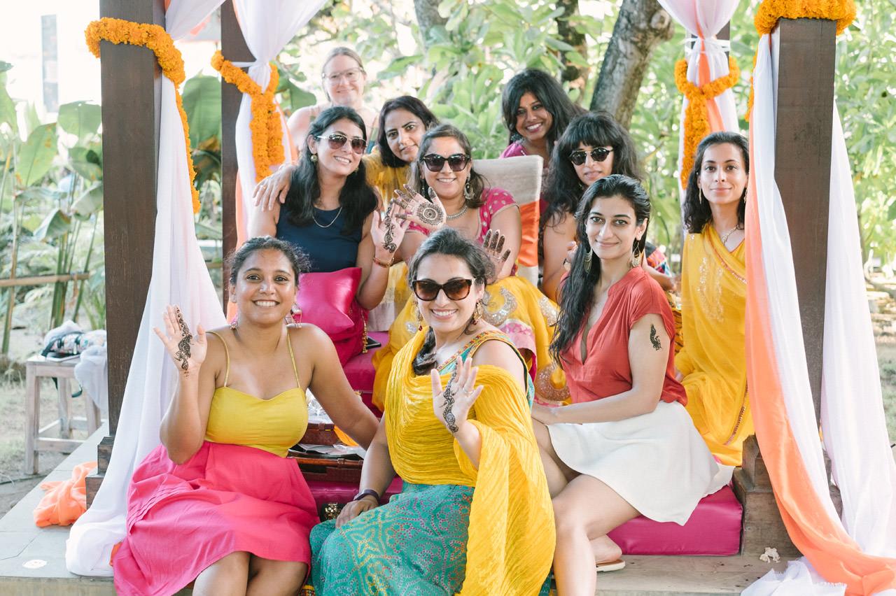Indian Wedding Photography at Sofitel Nusa Dua 22