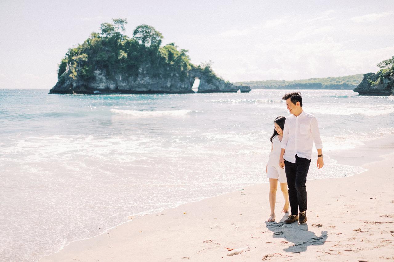 M&R: Nusa Penida Surprise Proposal 1