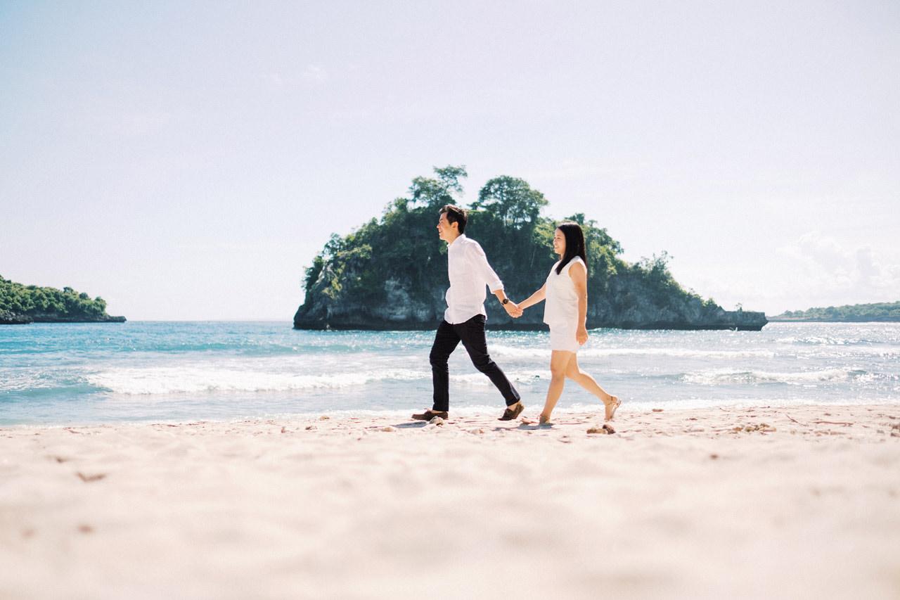 M&R: Nusa Penida Surprise Proposal 3