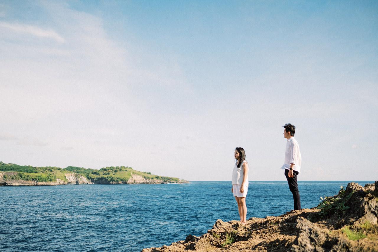 M&R: Nusa Penida Surprise Proposal 4
