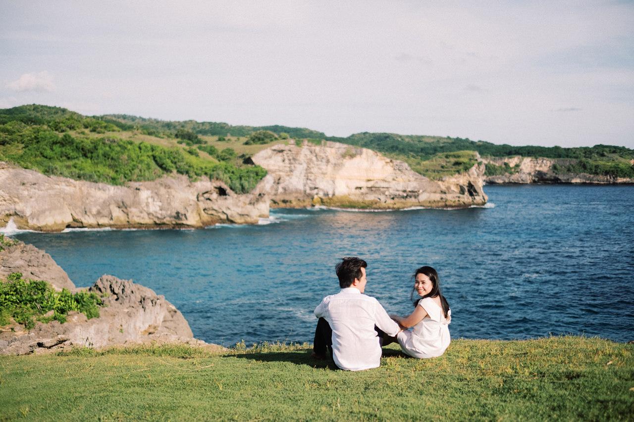 M&R: Nusa Penida Surprise Proposal 5