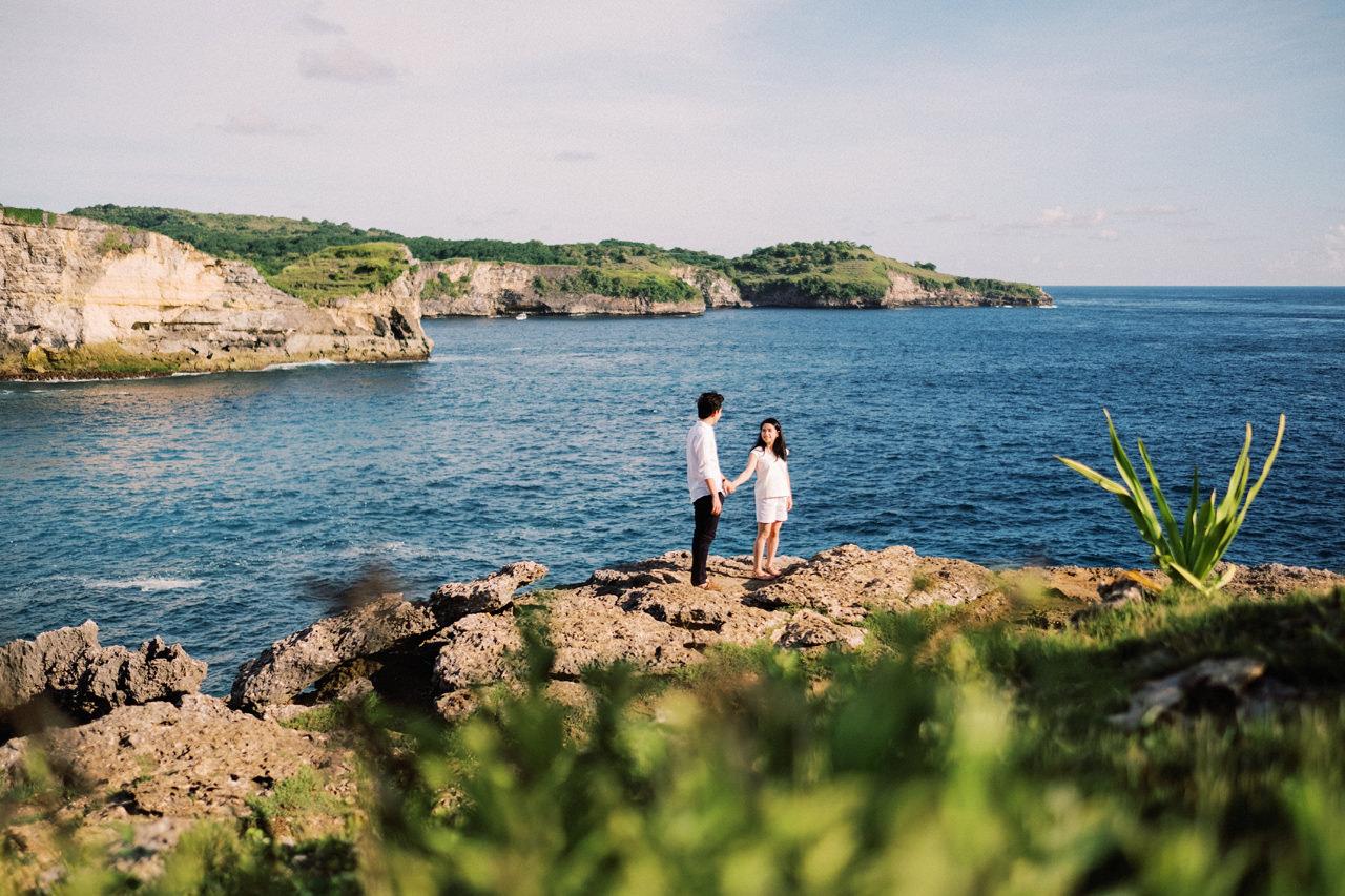 M&R: Nusa Penida Surprise Proposal 6