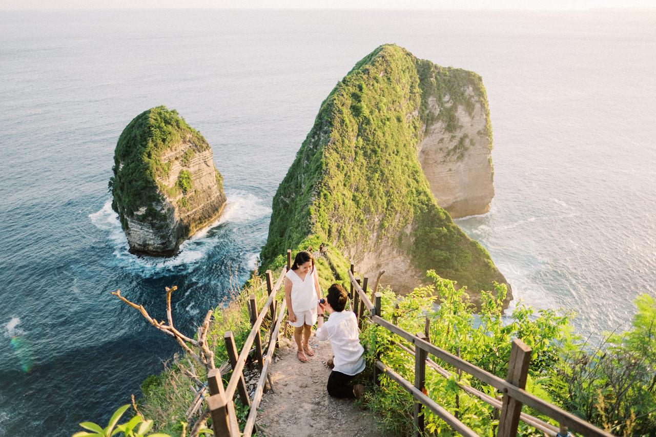 M&R: Nusa Penida Surprise Proposal 11