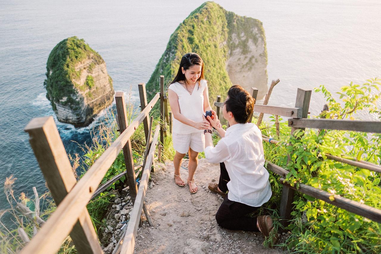 M&R: Nusa Penida Surprise Proposal 12