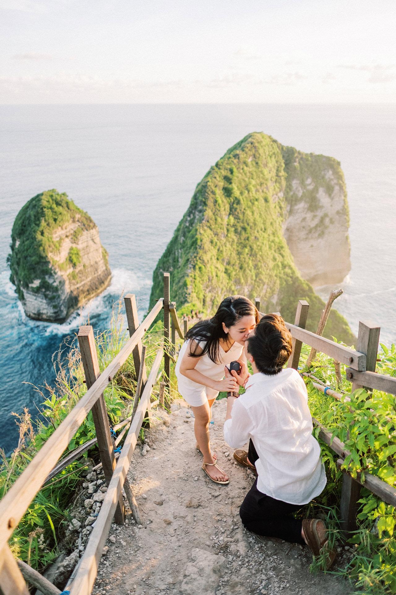 M&R: Nusa Penida Surprise Proposal 13