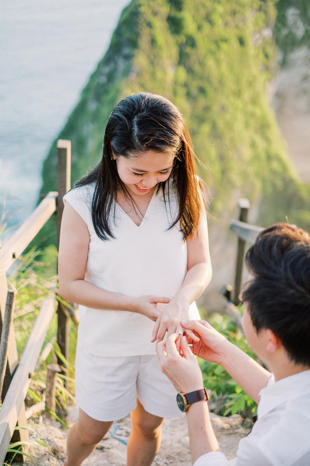 M&R: Nusa Penida Surprise Proposal 14
