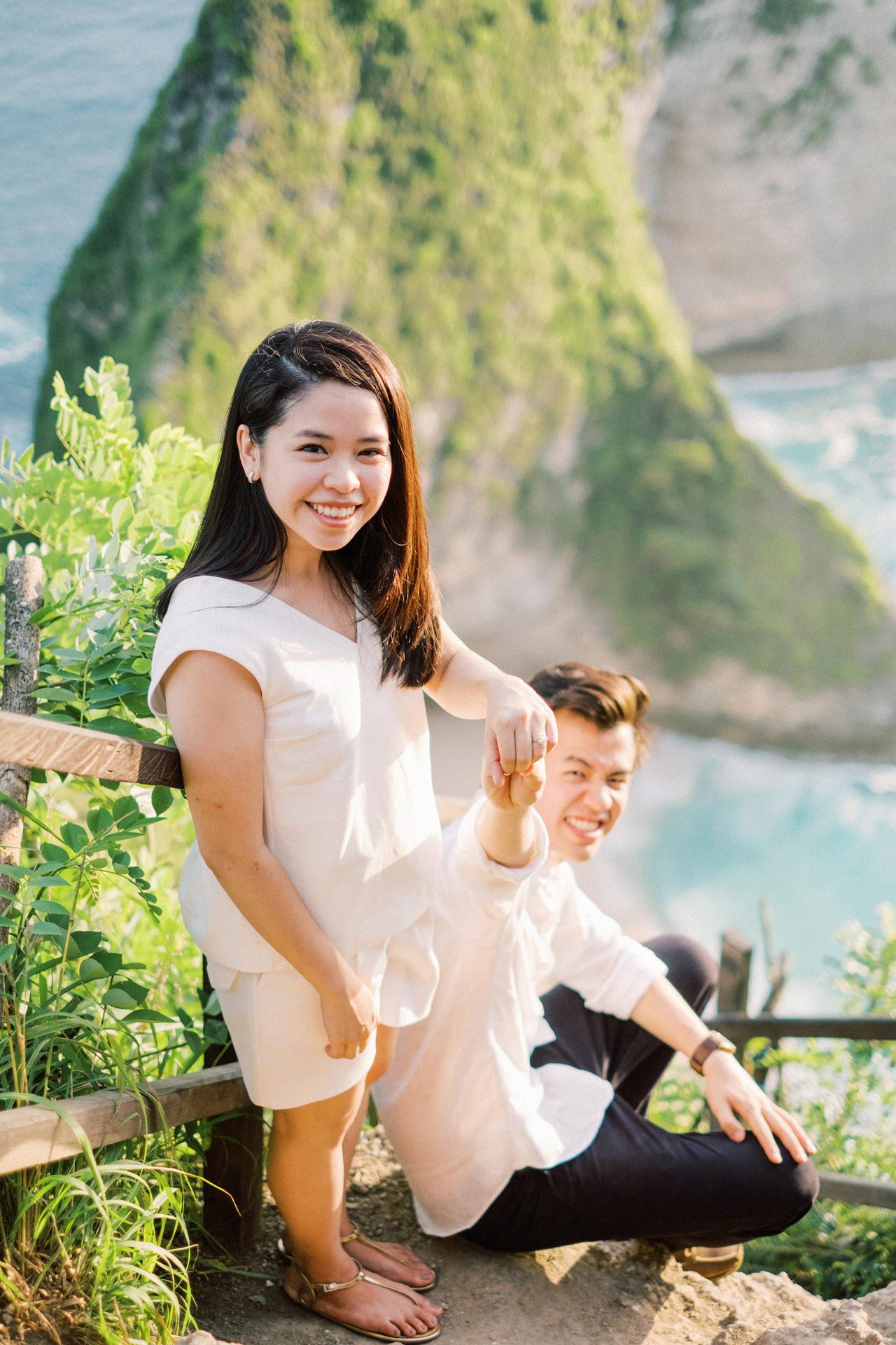 M&R: Nusa Penida Surprise Proposal 16