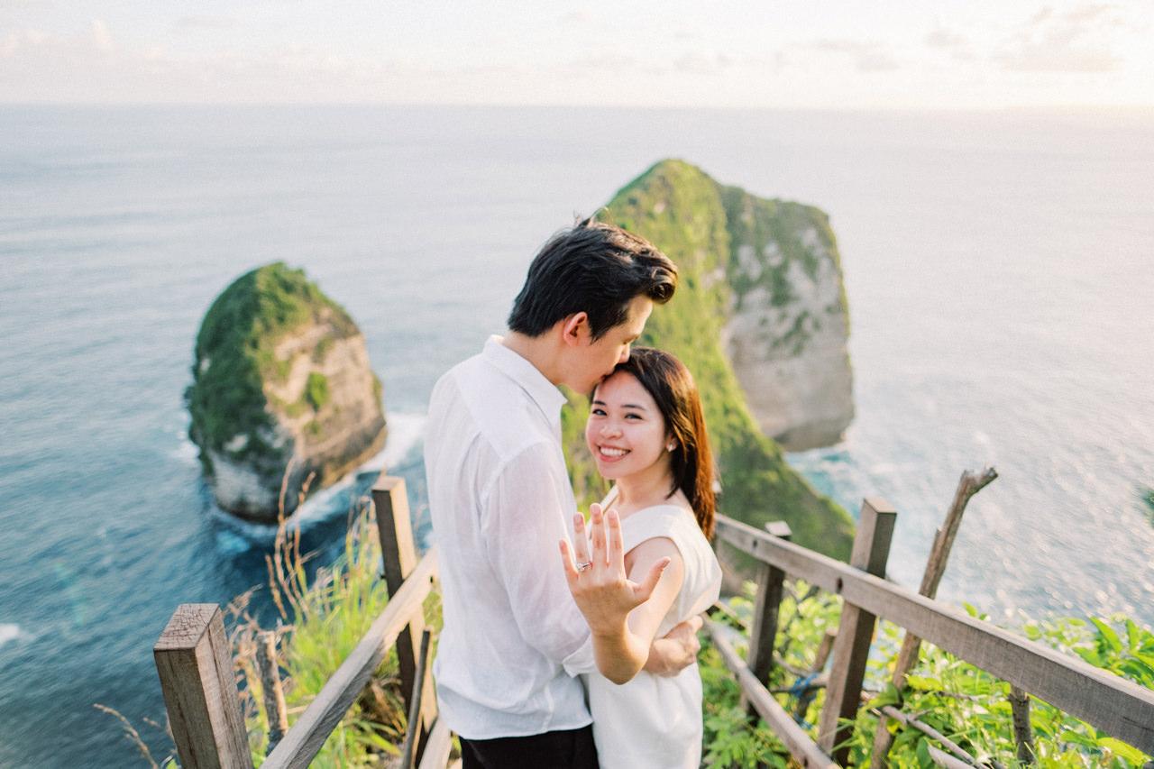 M&R: Nusa Penida Surprise Proposal 19