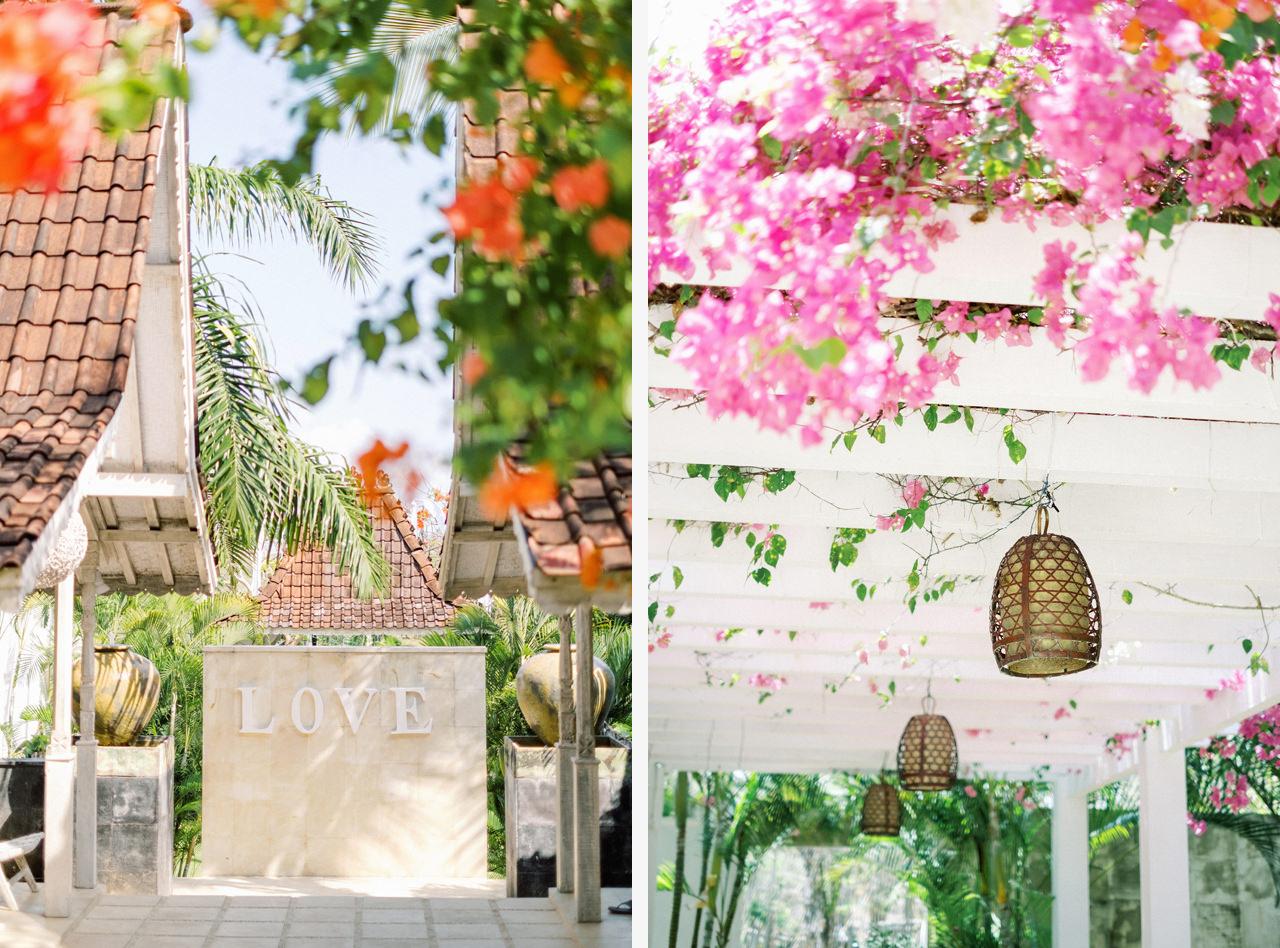 M&S: Shades of Blue Villa Plenilunio Bali Wedding 2