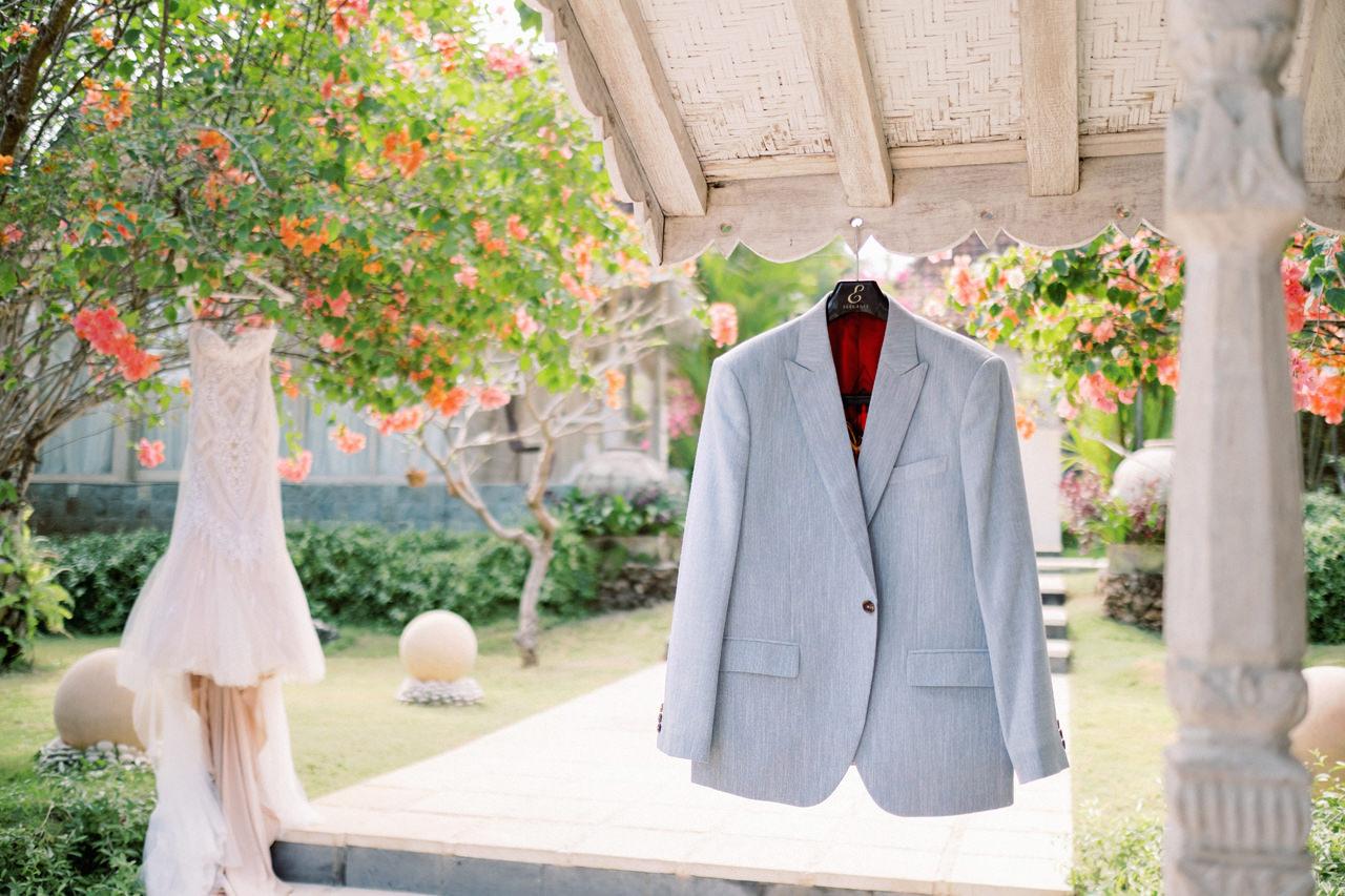 M&S: Shades of Blue Villa Plenilunio Bali Wedding 4