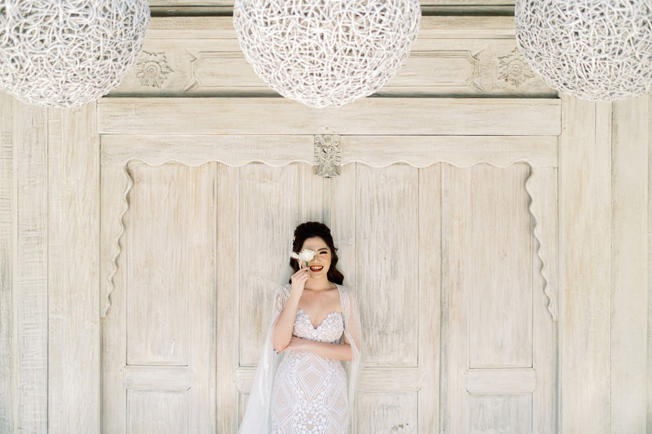 M&S: Shades of Blue Villa Plenilunio Bali Wedding 21