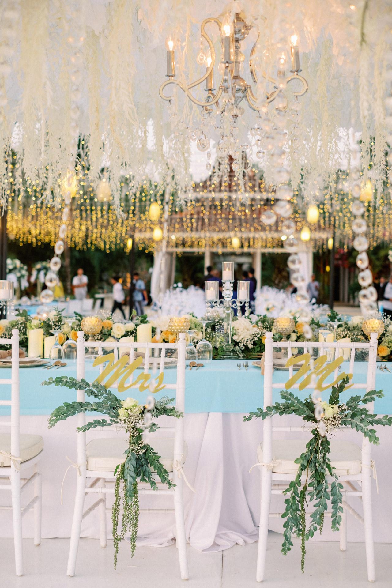 M&S: Shades of Blue Villa Plenilunio Bali Wedding 93