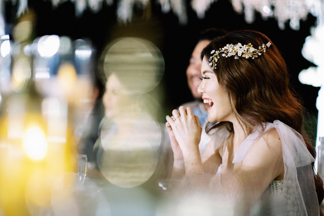 M&S: Shades of Blue Villa Plenilunio Bali Wedding 100