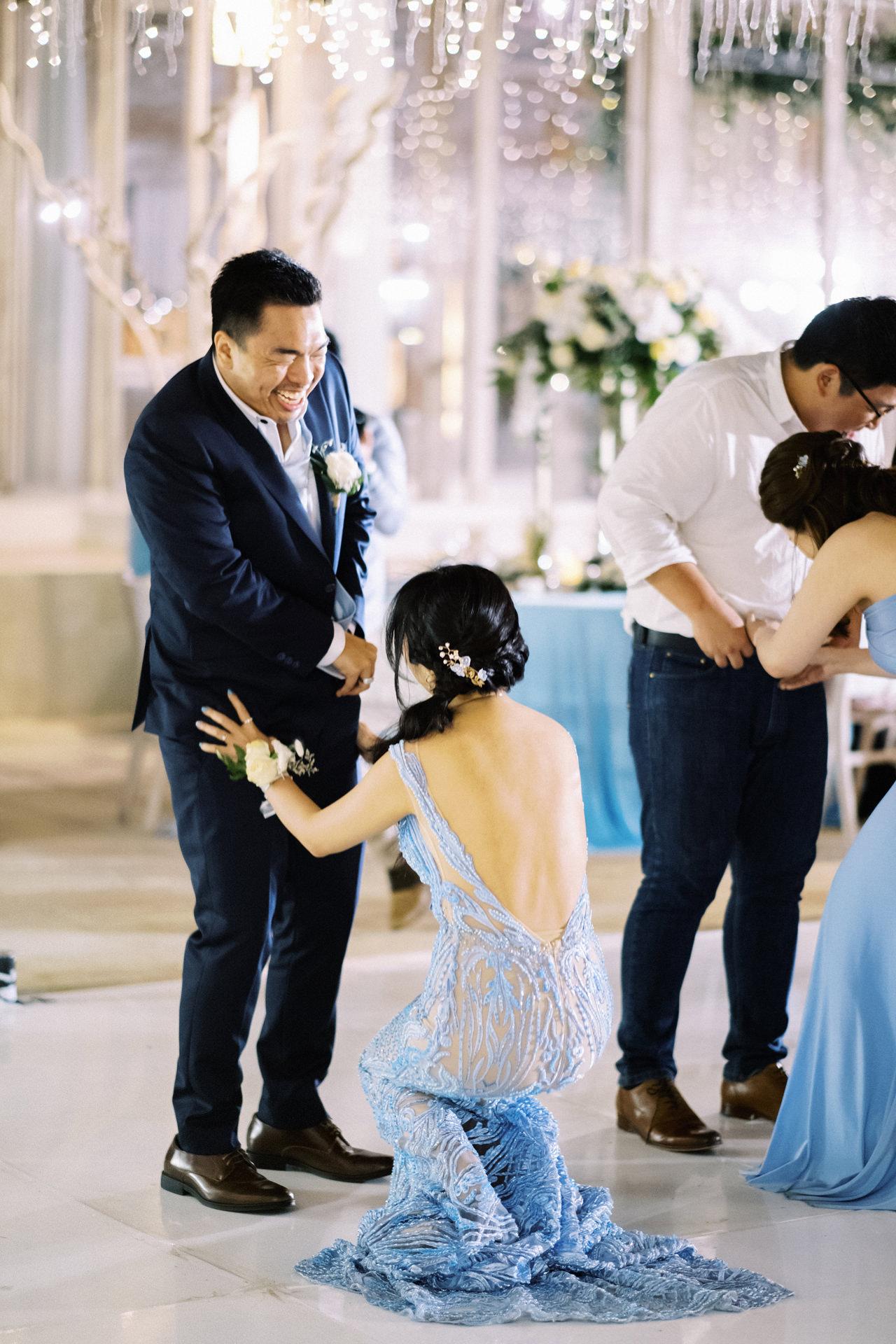 M&S: Shades of Blue Villa Plenilunio Bali Wedding 102