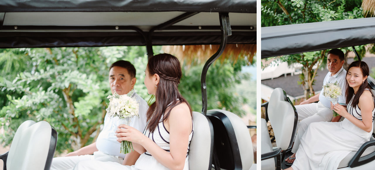 M&V: Sunset Beach Wedding Photography at The Menjangan Dynasty Resort 18