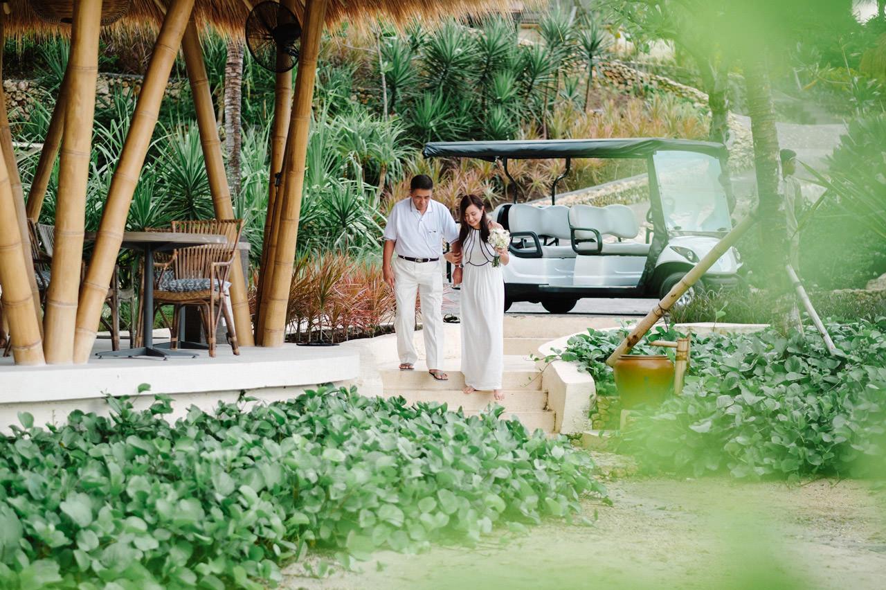 M&V: Sunset Beach Wedding Photography at The Menjangan Dynasty Resort 19