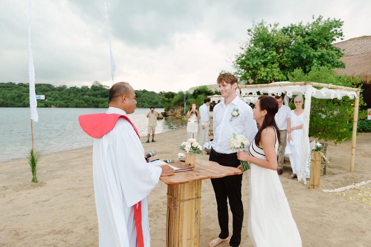 M&V: Sunset Beach Wedding Photography at The Menjangan Dynasty Resort 26