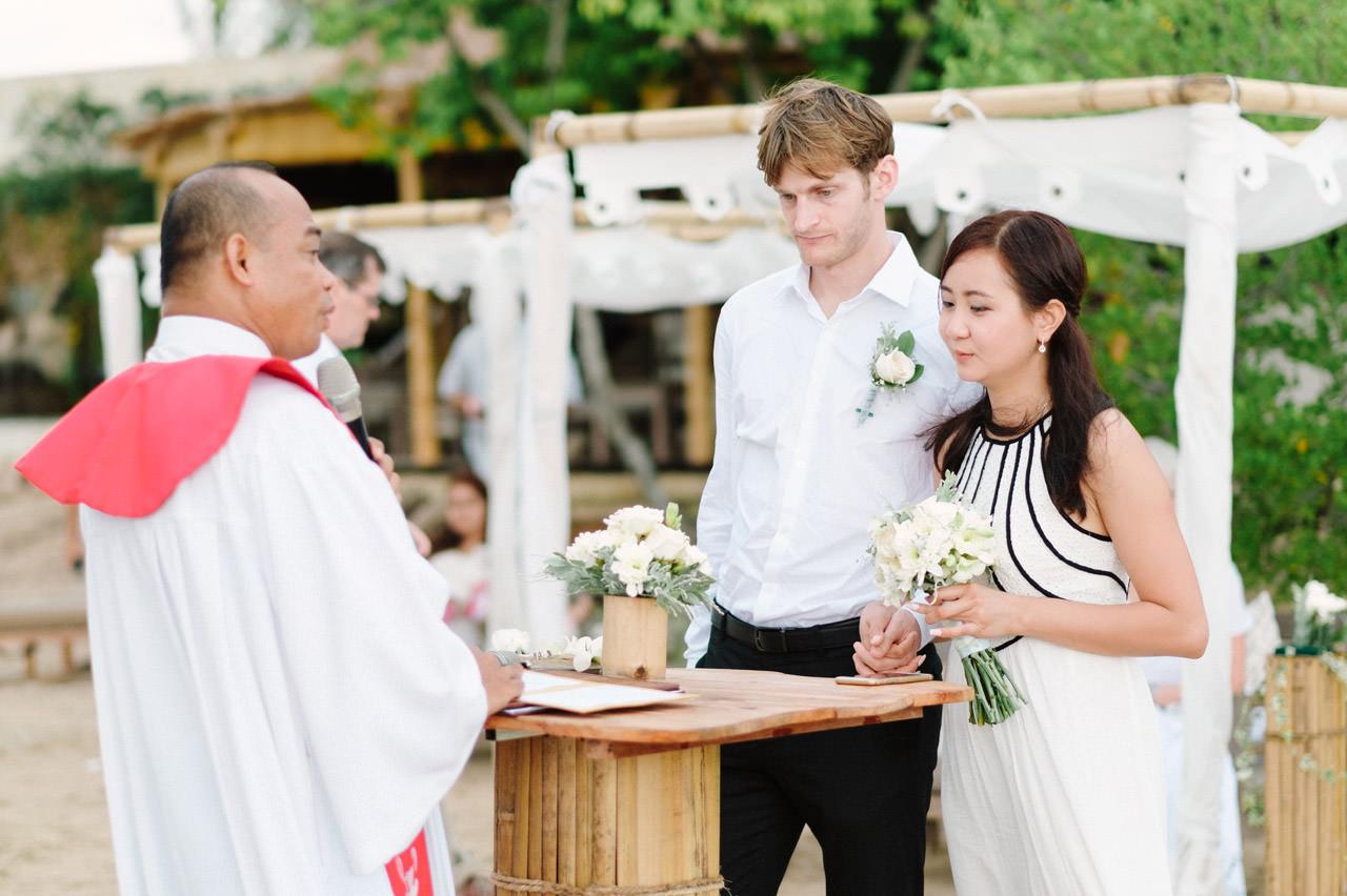 M&V: Sunset Beach Wedding Photography at The Menjangan Dynasty Resort 27