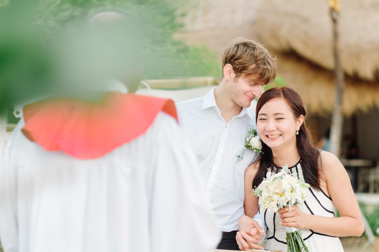 M&V: Sunset Beach Wedding Photography at The Menjangan Dynasty Resort 30