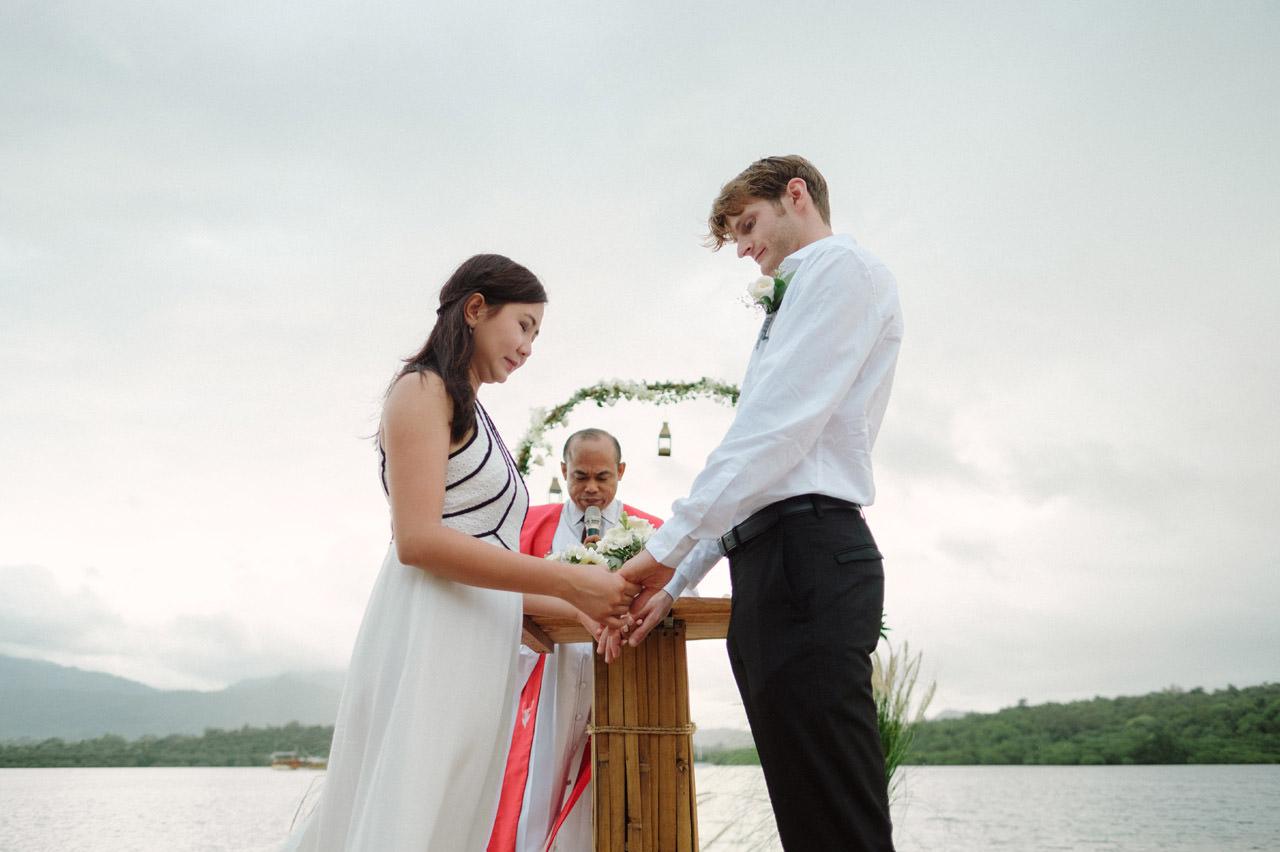 M&V: Sunset Beach Wedding Photography at The Menjangan Dynasty Resort 33
