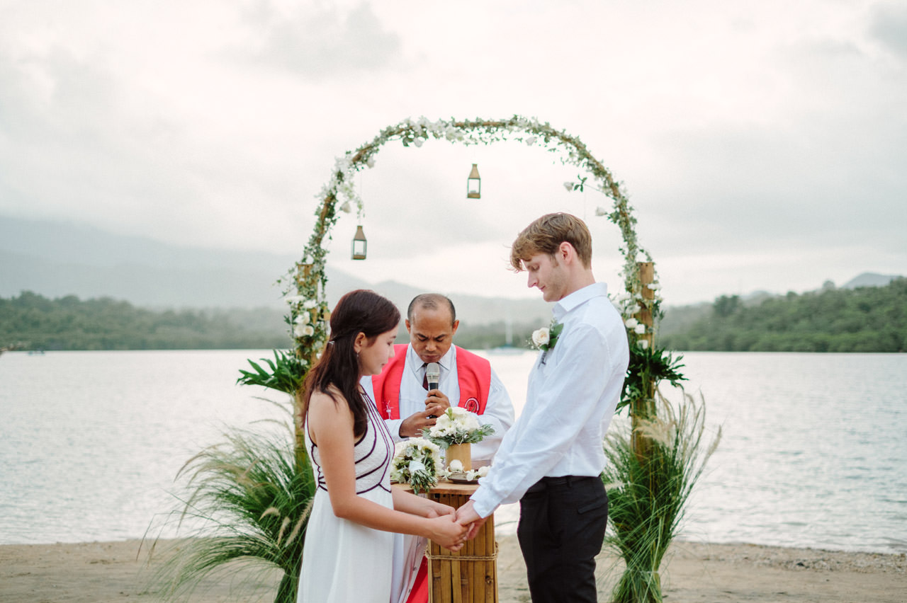 M&V: Sunset Beach Wedding Photography at The Menjangan Dynasty Resort 34