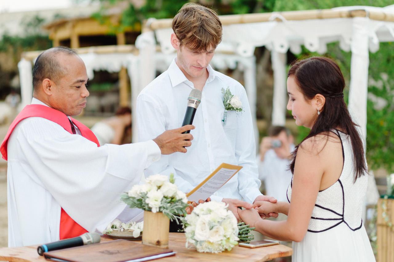 M&V: Sunset Beach Wedding Photography at The Menjangan Dynasty Resort 35