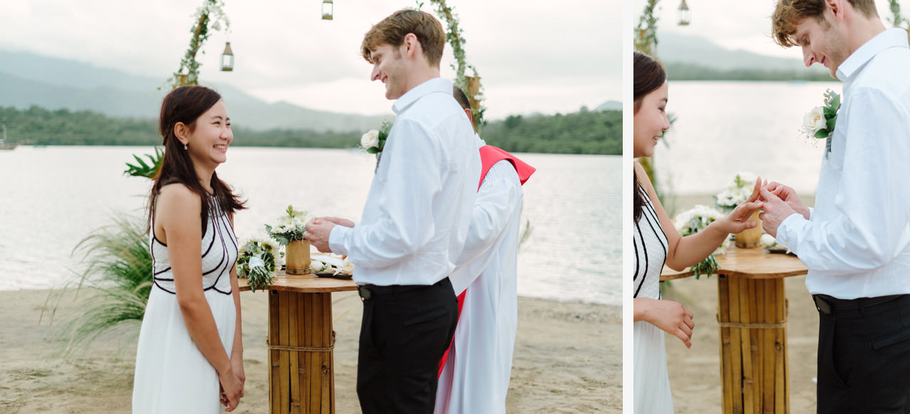 M&V: Sunset Beach Wedding Photography at The Menjangan Dynasty Resort 39