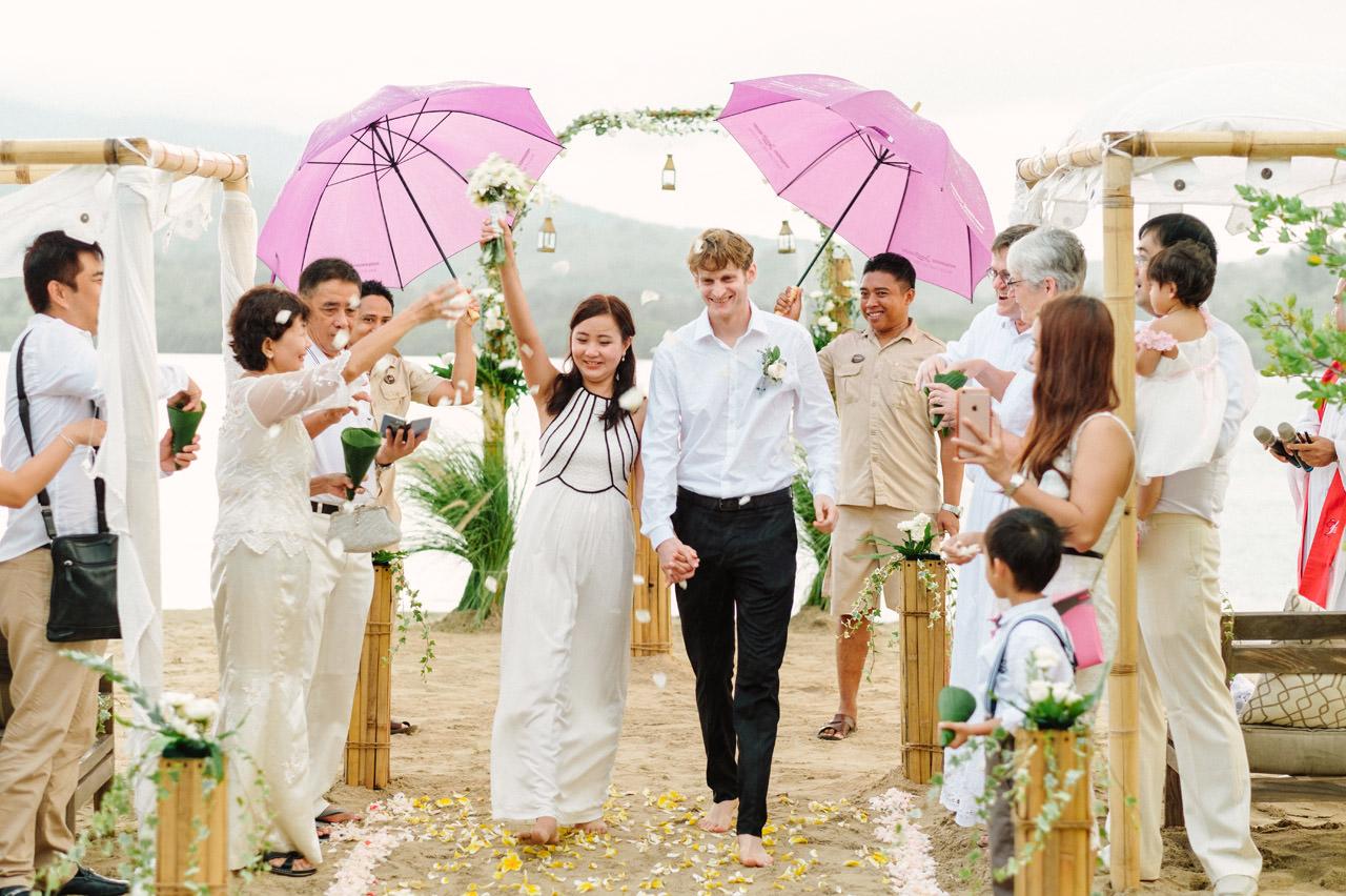M&V: Sunset Beach Wedding Photography at The Menjangan Dynasty Resort 45