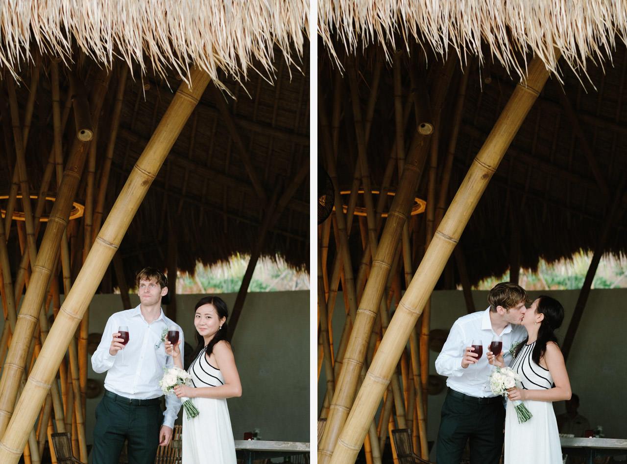 M&V: Sunset Beach Wedding Photography at The Menjangan Dynasty Resort 47