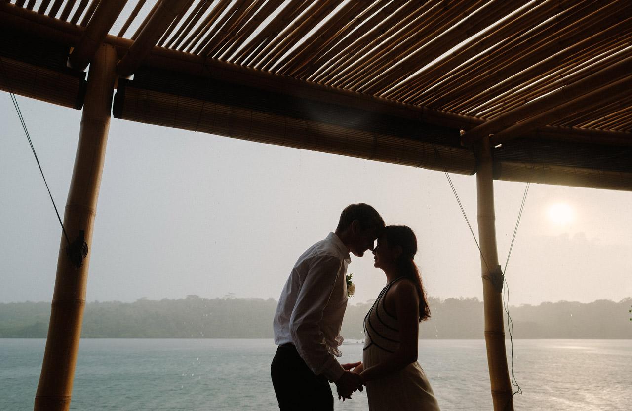 M&V: Sunset Beach Wedding Photography at The Menjangan Dynasty Resort 48