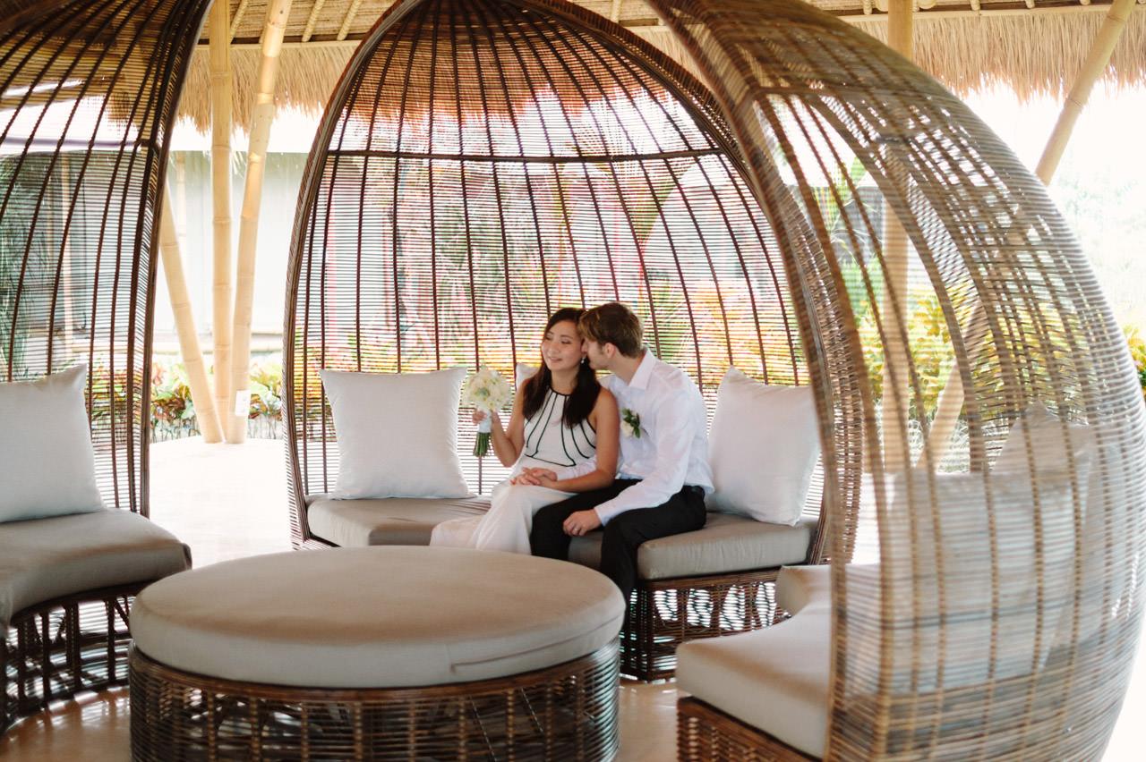 M&V: Sunset Beach Wedding Photography at The Menjangan Dynasty Resort 52
