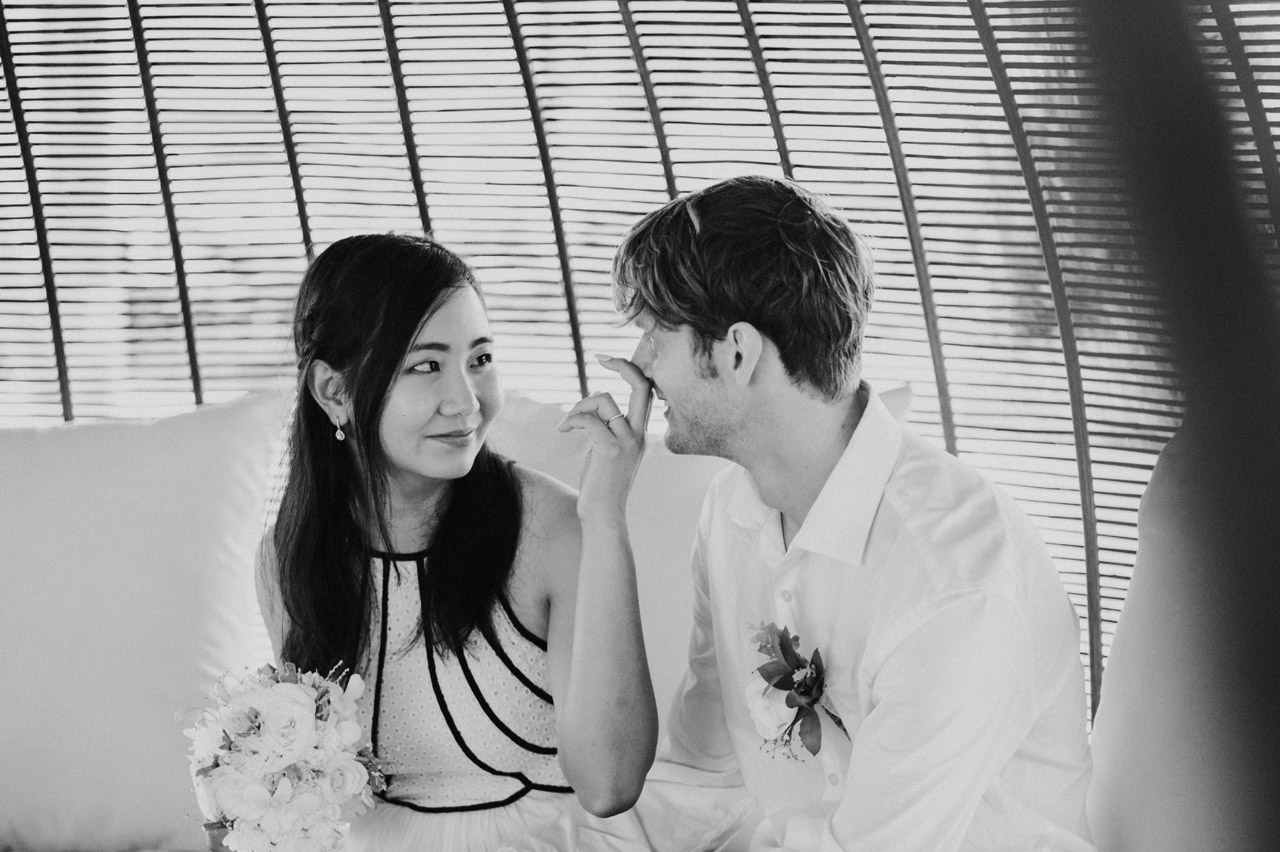 M&V: Sunset Beach Wedding Photography at The Menjangan Dynasty Resort 53