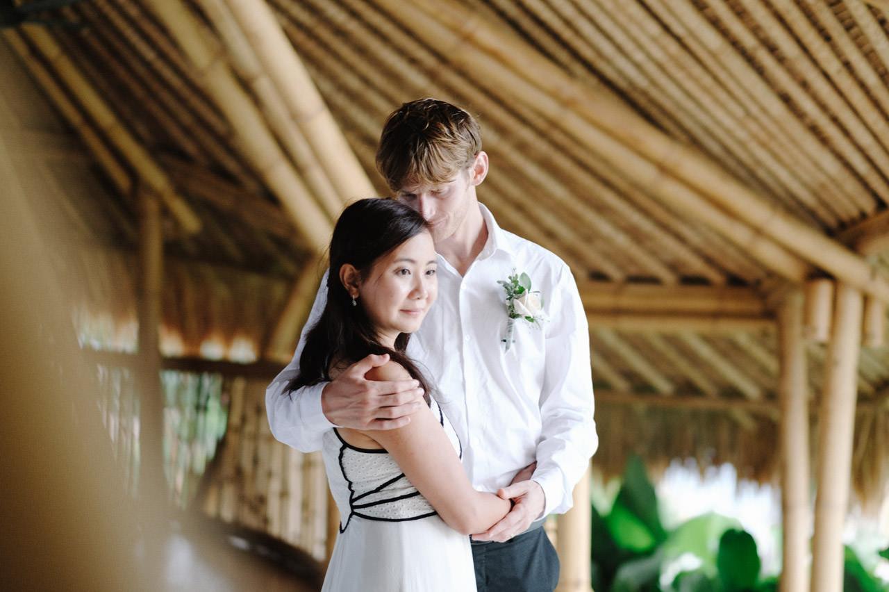 M&V: Sunset Beach Wedding Photography at The Menjangan Dynasty Resort 55