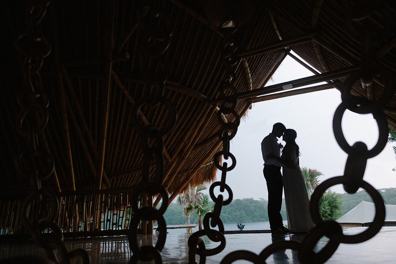 M&V: Sunset Beach Wedding Photography at The Menjangan Dynasty Resort 56