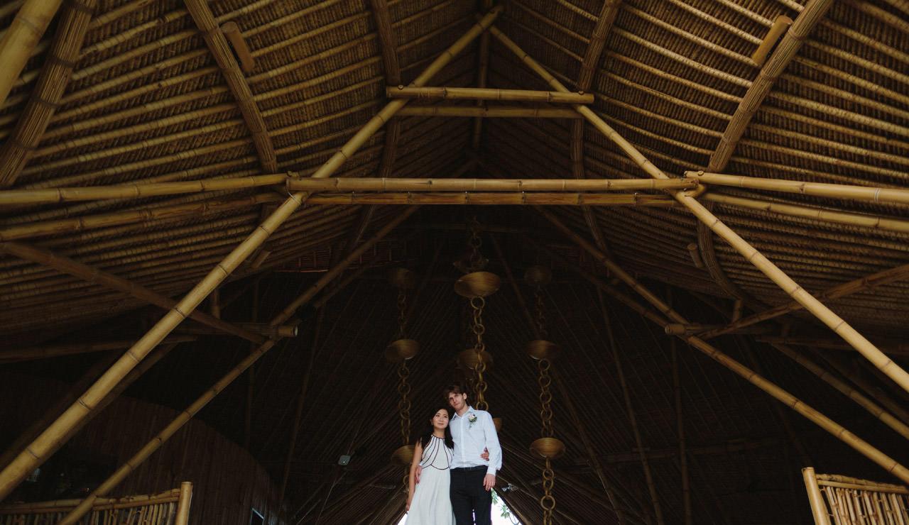 M&V: Sunset Beach Wedding Photography at The Menjangan Dynasty Resort 57