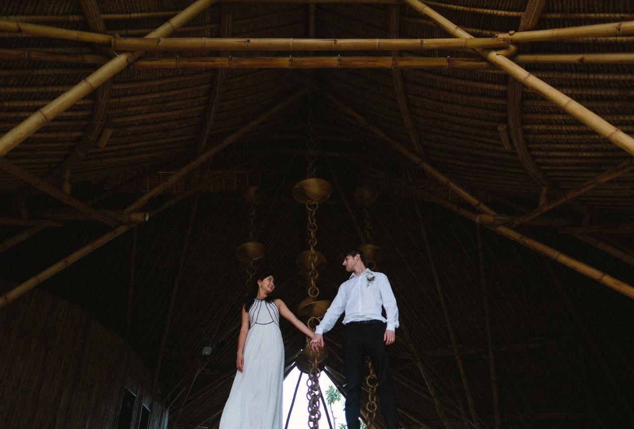 M&V: Sunset Beach Wedding Photography at The Menjangan Dynasty Resort 58