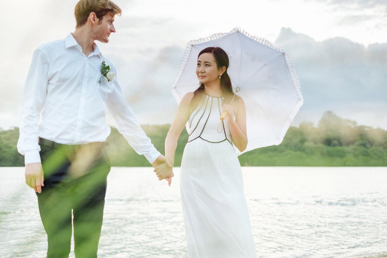 M&V: Sunset Beach Wedding Photography at The Menjangan Dynasty Resort 62
