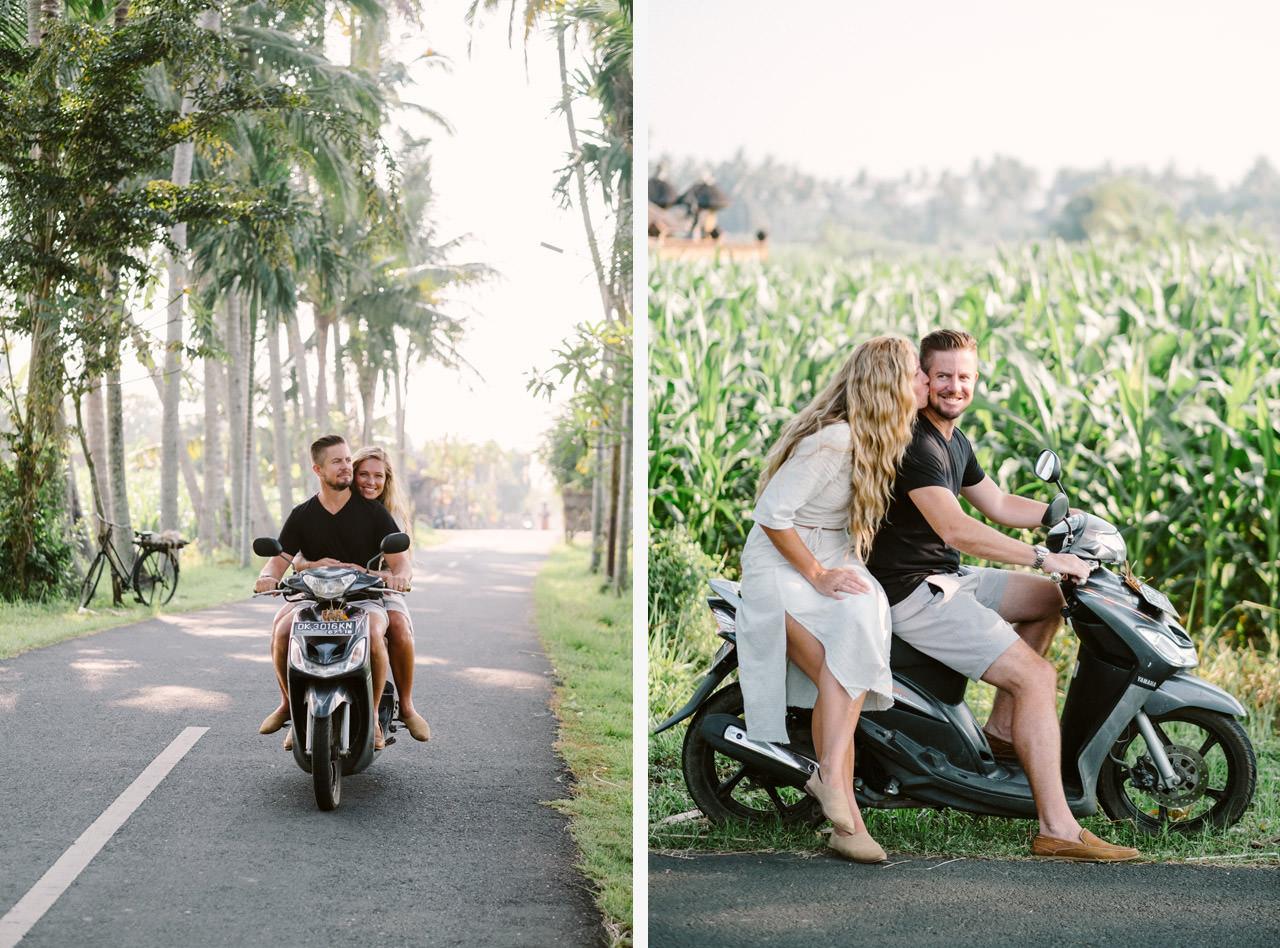 Natelee & Barry: Tegalalang Rice Terrace Honeymoon Photography 7