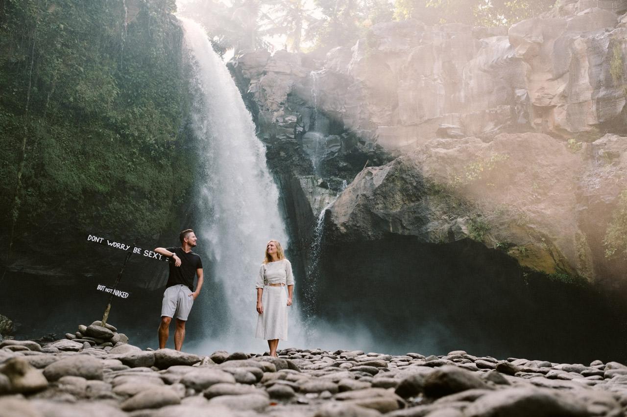 Natelee & Barry: Tegalalang Rice Terrace Honeymoon Photography 8