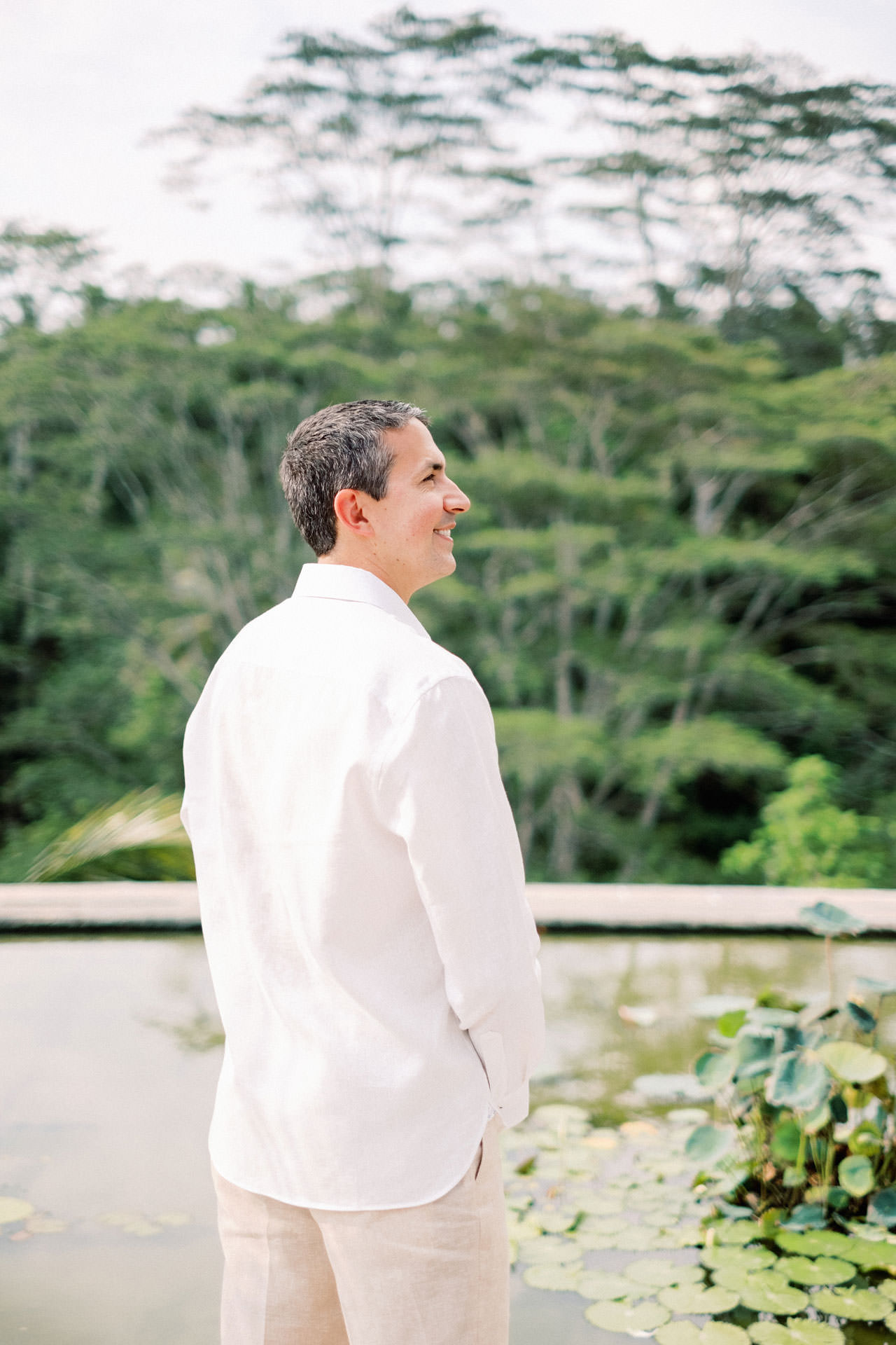 Relax and Intimate Four Seasons Ubud Elopement 4