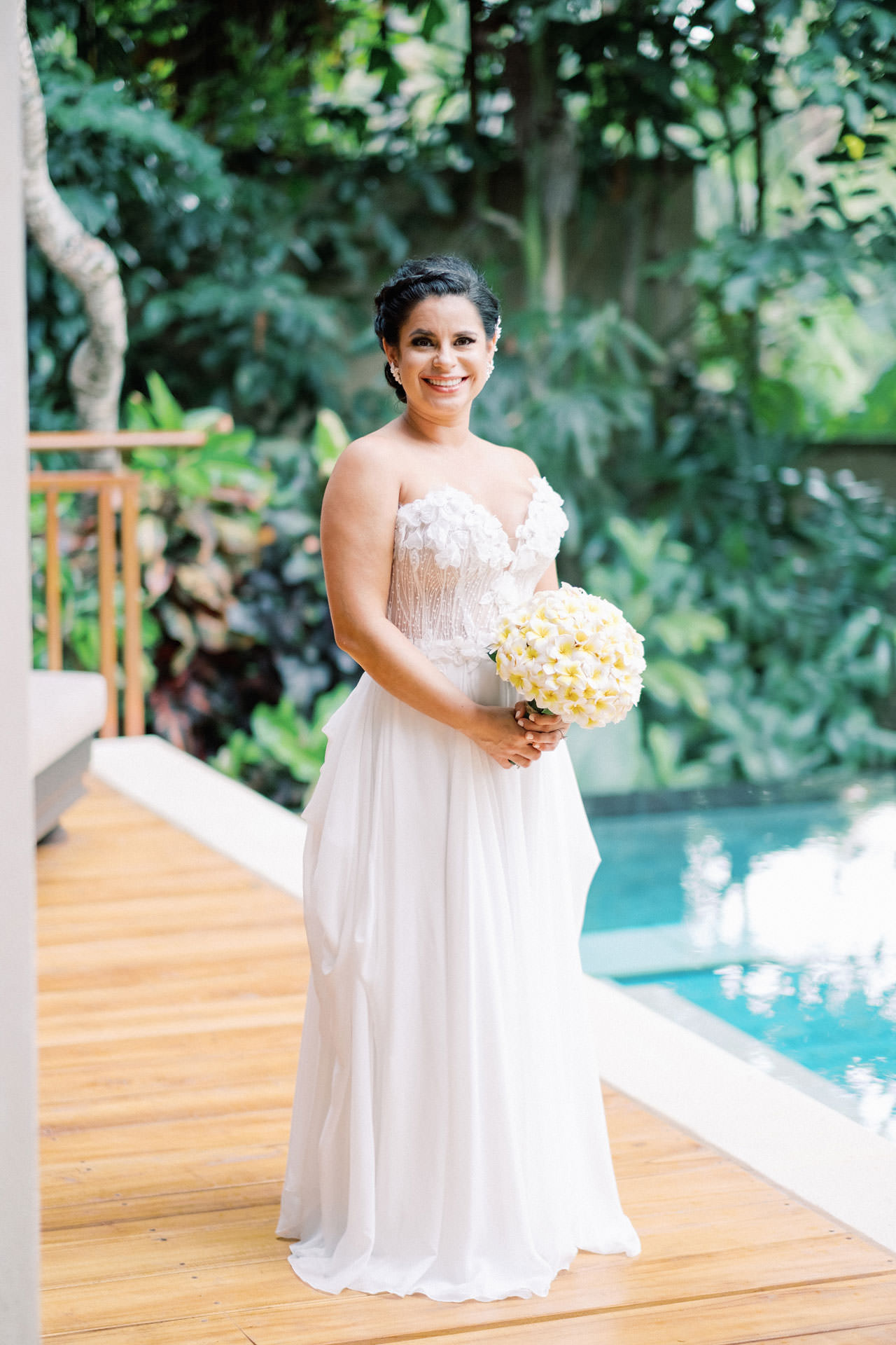 Relax and Intimate Four Seasons Ubud Elopement 5