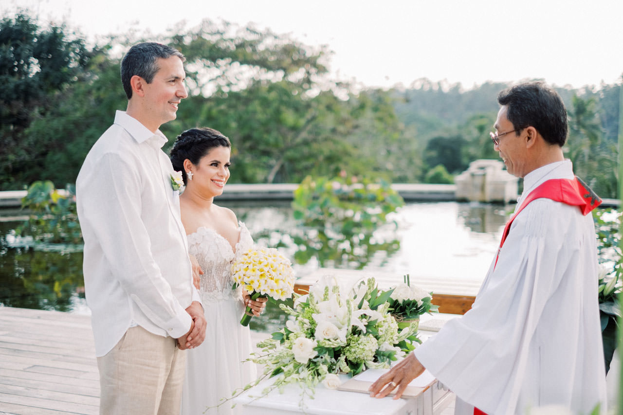 Relax and Intimate Four Seasons Ubud Elopement 9