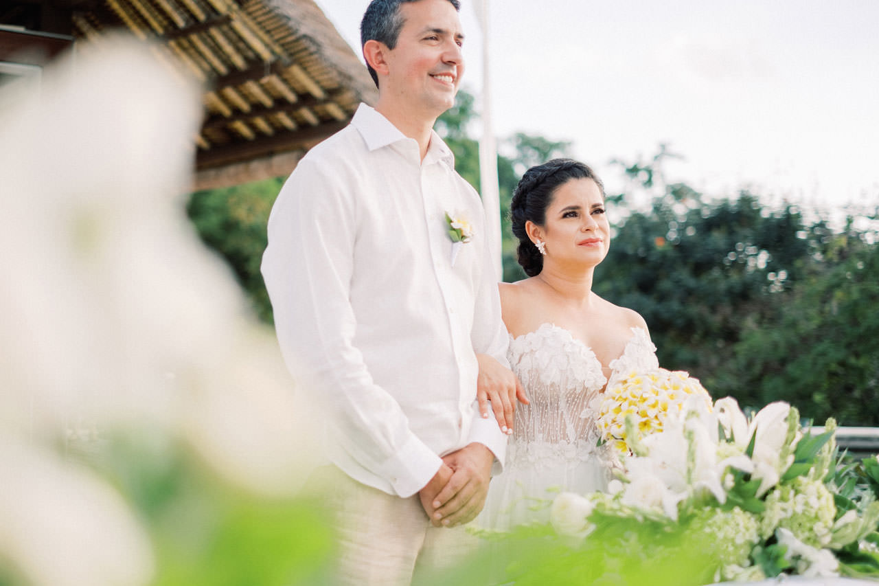 Relax and Intimate Four Seasons Ubud Elopement 10