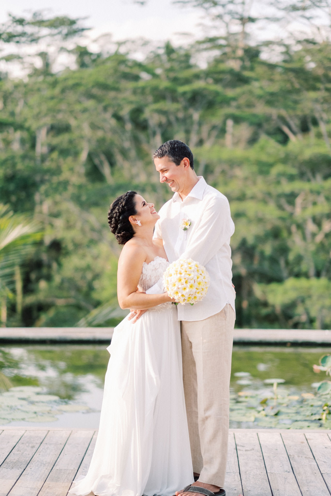 Relax and Intimate Four Seasons Ubud Elopement 14