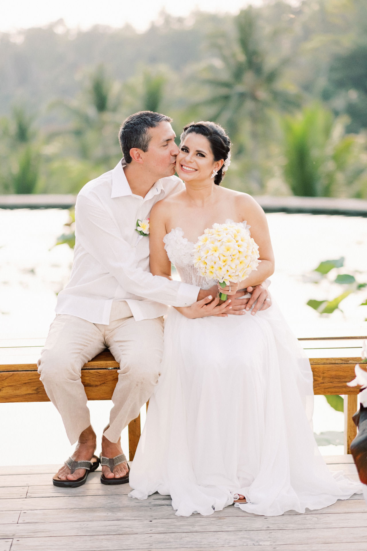 Relax and Intimate Four Seasons Ubud Elopement 15