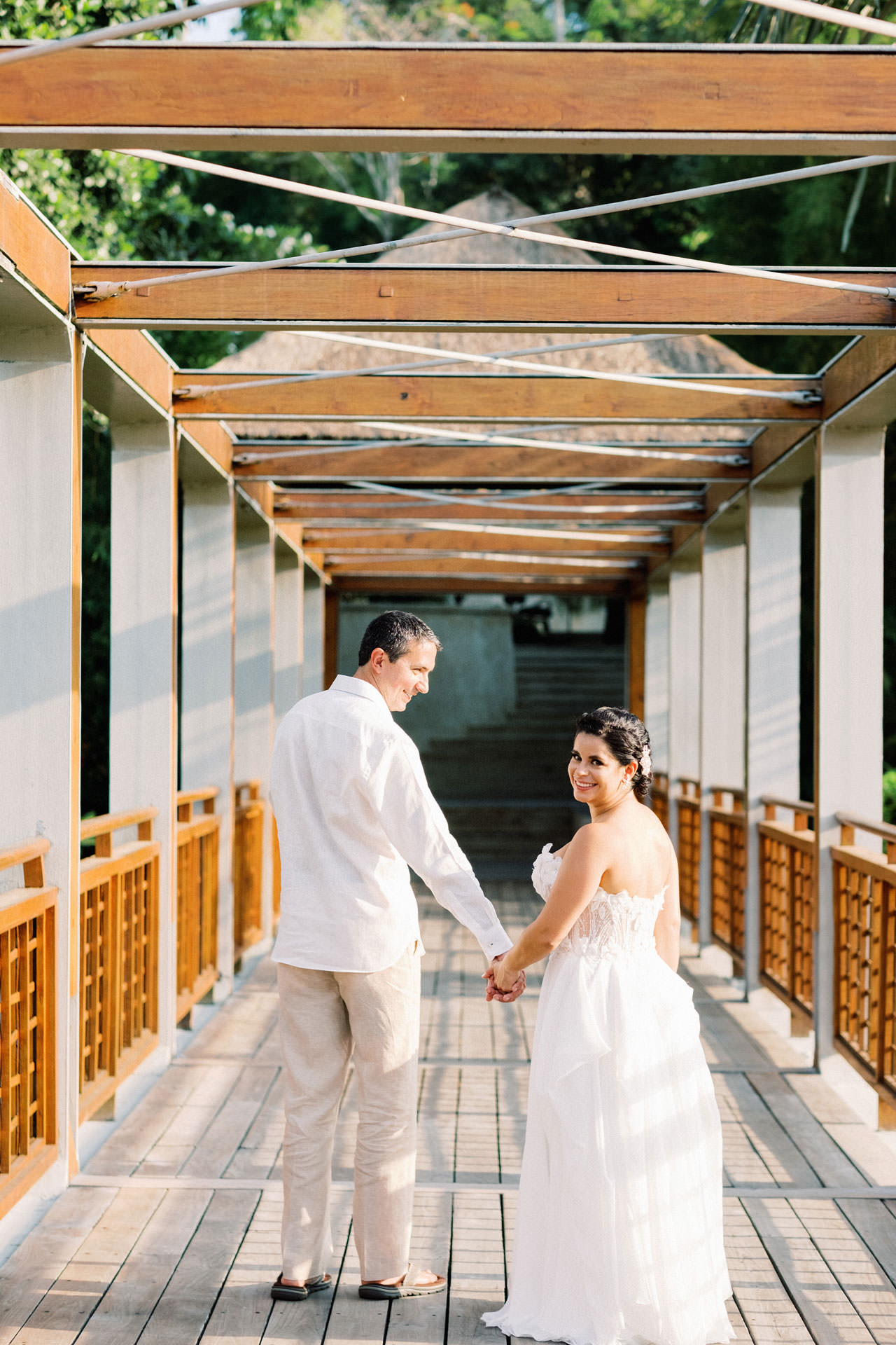 Relax and Intimate Four Seasons Ubud Elopement 16