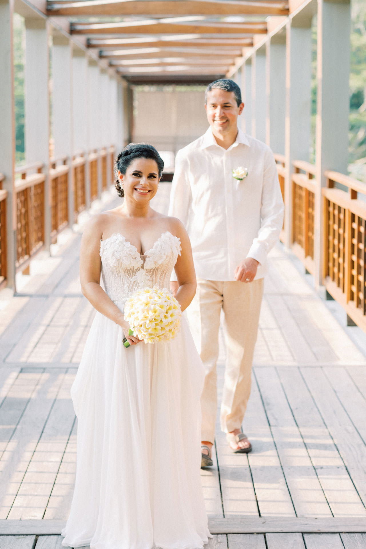 Relax and Intimate Four Seasons Ubud Elopement 17