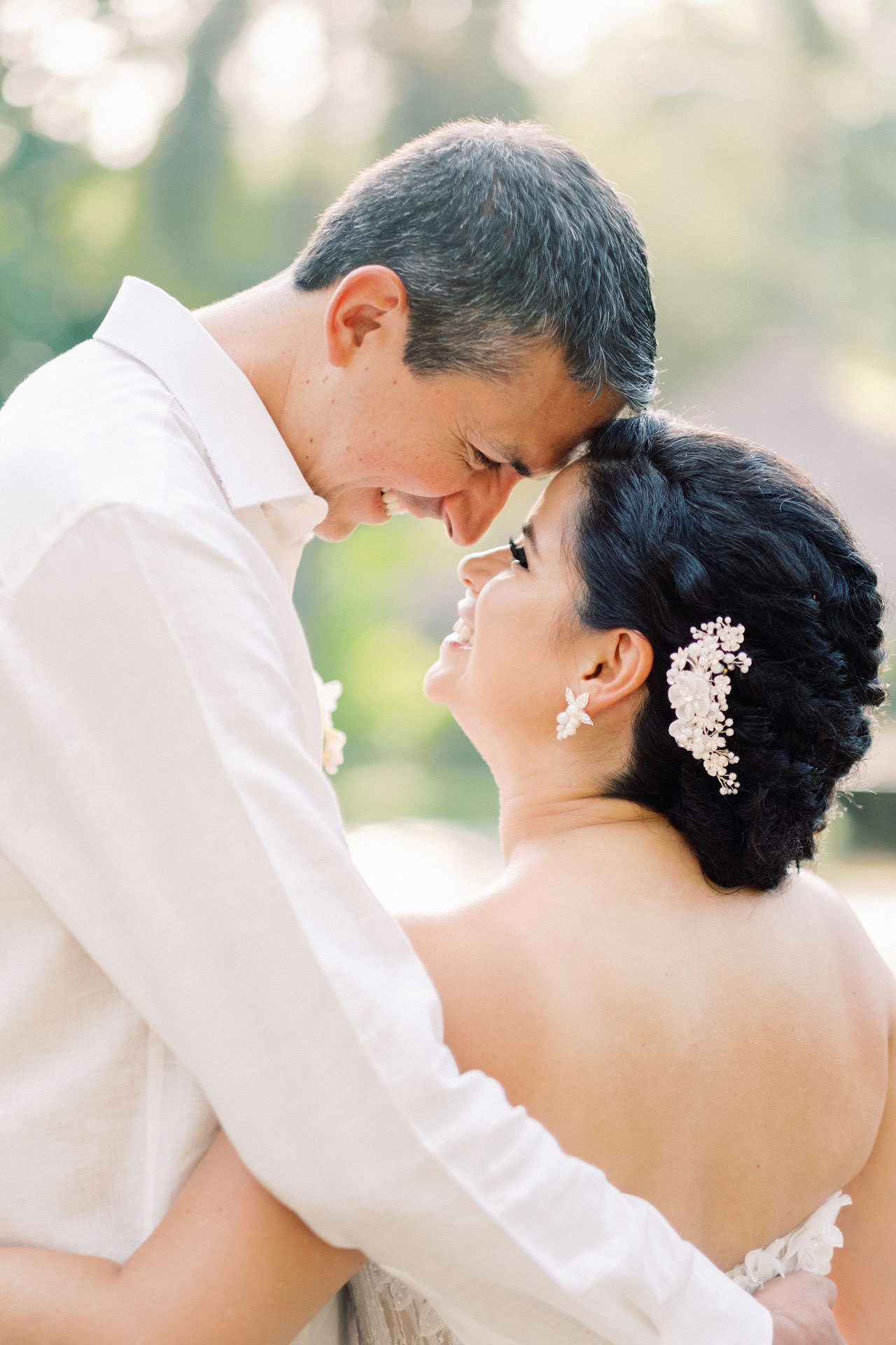 Relax and Intimate Four Seasons Ubud Elopement 19