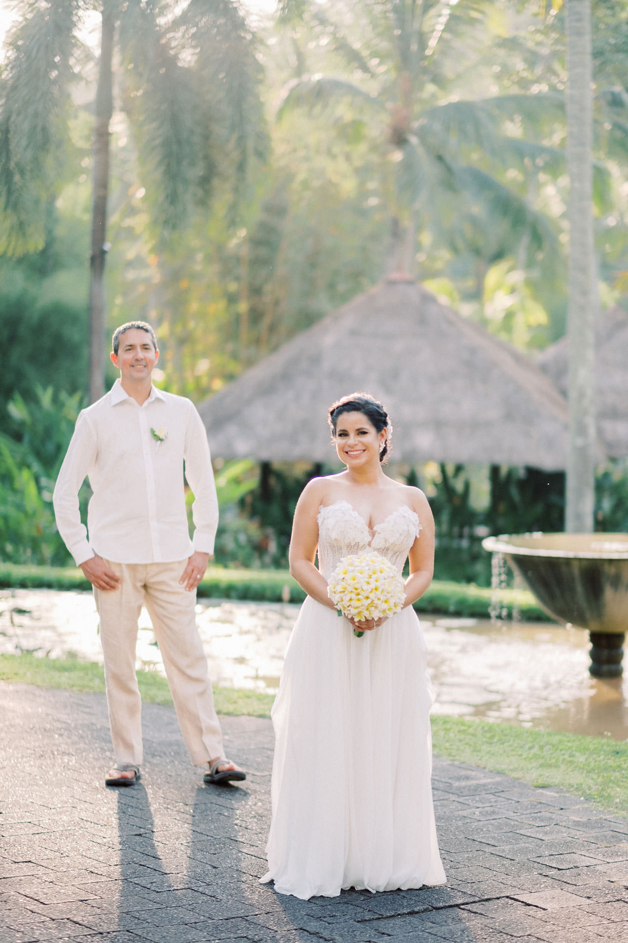 Relax and Intimate Four Seasons Ubud Elopement 20