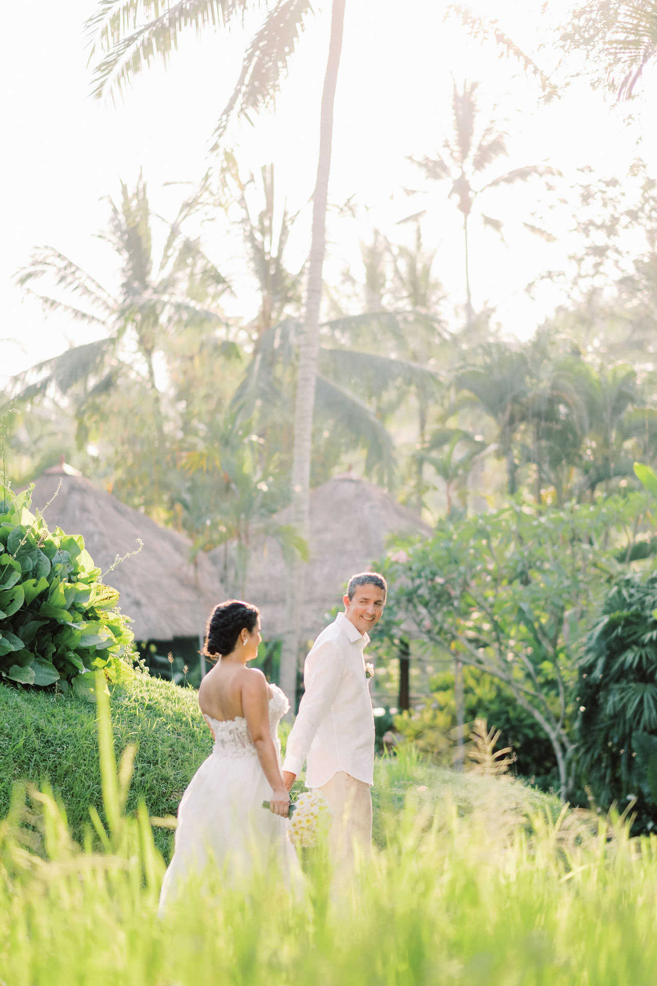 Relax and Intimate Four Seasons Ubud Elopement 22